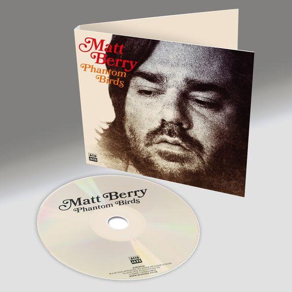 Matt Berry: Phantom Birds: Signed CD