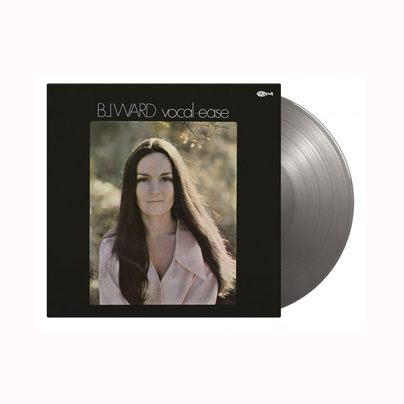 B.J. Ward: Vocal Ease: Limited Edition Silver Vinyl