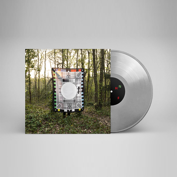 JOHN: Out Here On The Fringes: Signed Limited Edition Cool Grey Vinyl