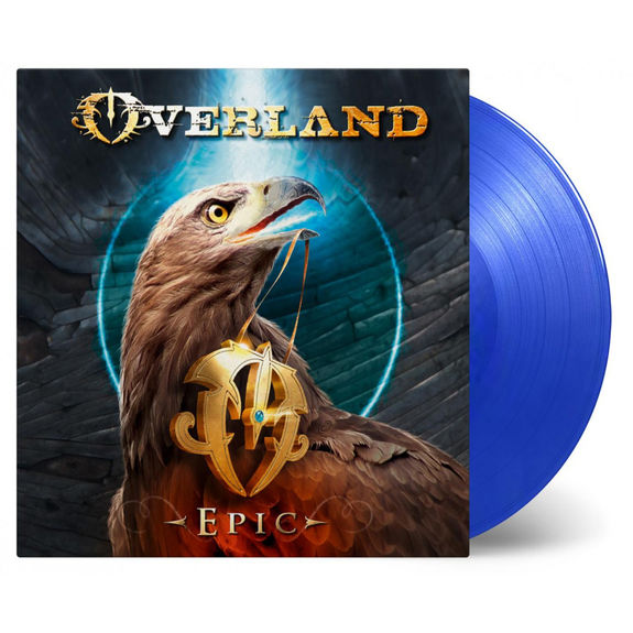 Overland: Epic: Blue Numbered Vinyl