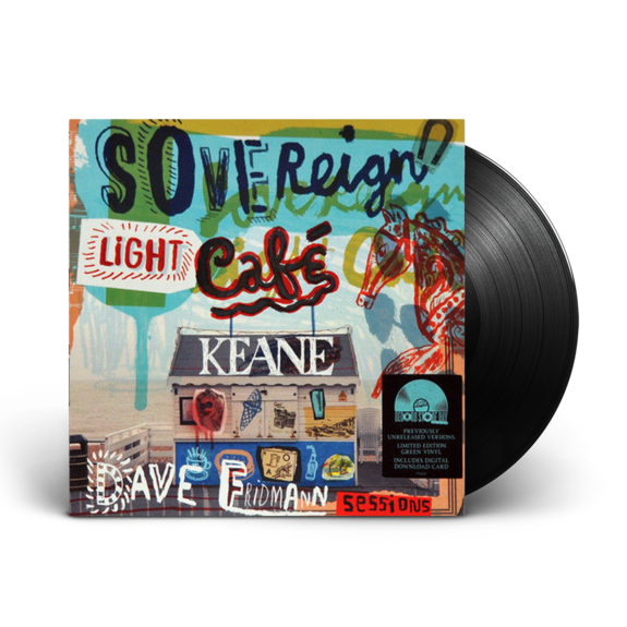 Keane: Sovereign Light Café