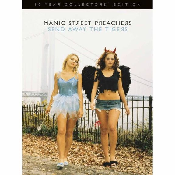 Manic Street Preachers: Send Away The Tigers: 10 Year Collectors Edition Bookset