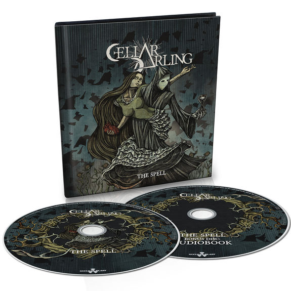 Cellar Darling: The Spell: Limited 2CD Digibook with Signed Insert