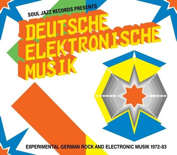 Various Artists: Deutsche Elektronische Musik: Experimental German Rock And Electronic Music 1972-83 Vol 2.