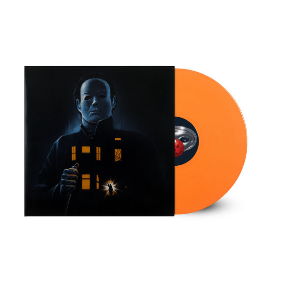 Alan Howarth: Halloween 4: The Return Of Michael Myres: Orange Vinyl