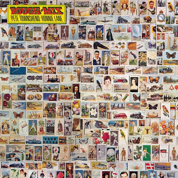 Pete Townshend: Rough Mix: Red Vinyl
