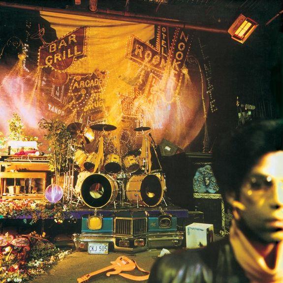 Prince: Sign O' The Times: Black Vinyl