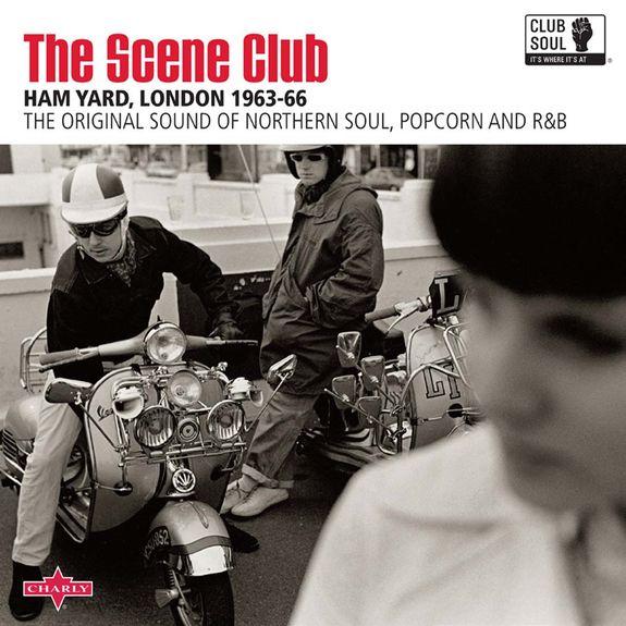 Various Artists: Club Soul - The Scene Club