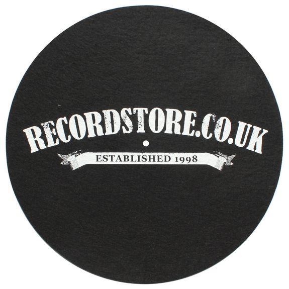 Recordstore.co.uk: Recordstore.co.uk Slipmat