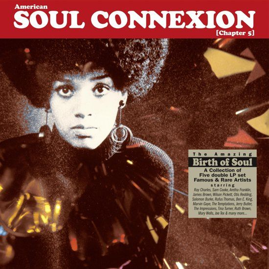 Various Artists: American Soul Connexion - Chapter 5