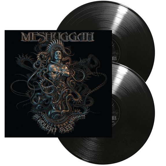 Meshuggah: The Violent Sleep Of Reason (Limited Edition Double Gatefold)