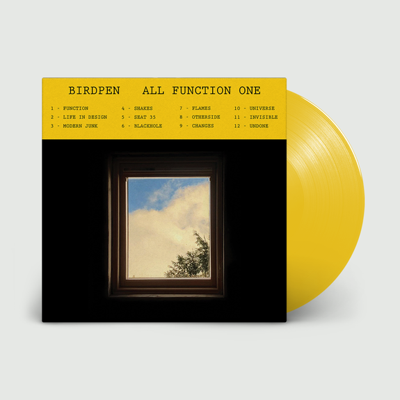 BirdPen: All Function One: Limited Edition Sunflower Yellow Vinyl