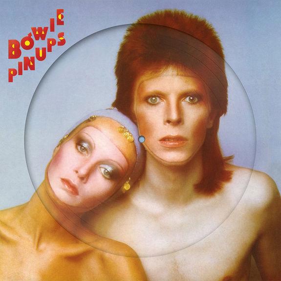 David Bowie: Pin Ups Picture Disc Vinyl [RSD 2019]