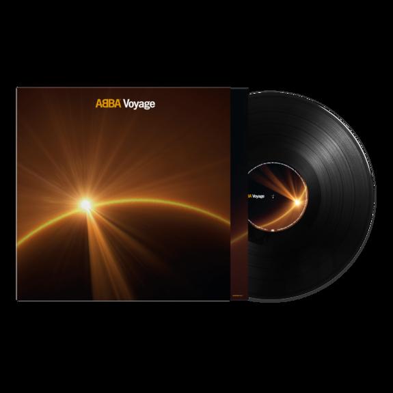 Abba: Voyage (Standard Black Vinyl)