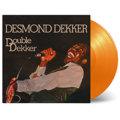 Desmond Dekker: Doubler Dekker: Limited Edition Orange Vinyl
