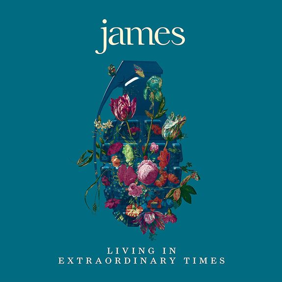 James: Living in Extraordinary Times: Signed