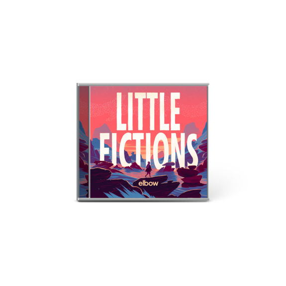 Elbow: Little Fictions CD Album