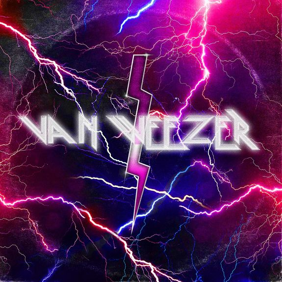 Weezer: Van Weezer: CD
