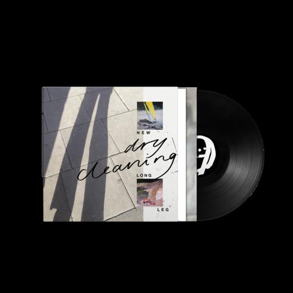 Dry Cleaning: New Long Leg: Black Vinyl LP