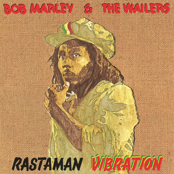 Bob Marley and The Wailers: Rastaman Vibration
