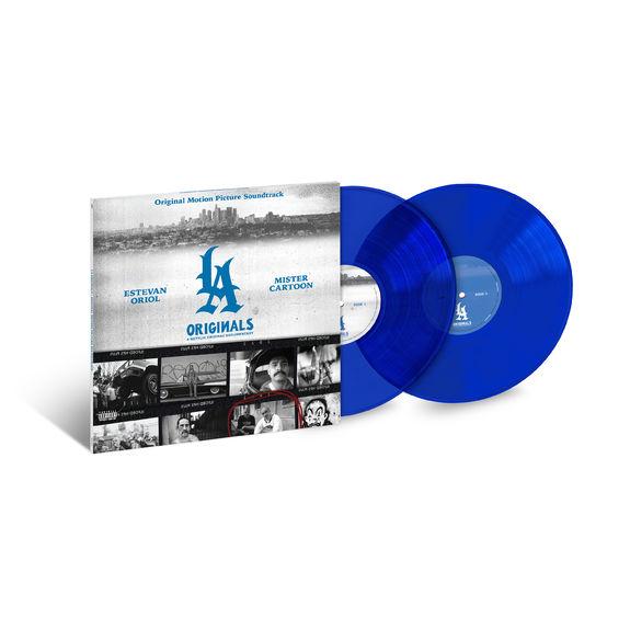 Various Artists: LA Originals: Exclusive Blue Vinyl