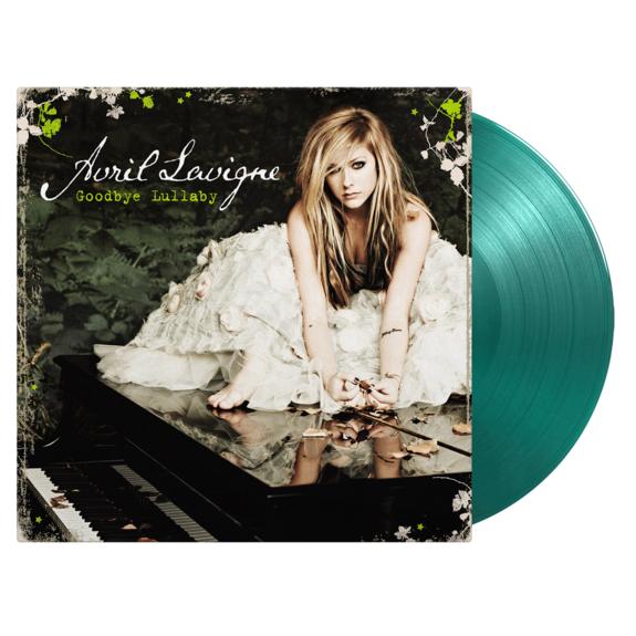 Avril Lavigne: Goodbye Lullaby: Transparent Green Numbered Vinyl