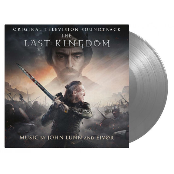 Original Soundtrack: Original Soundtrack - The Last Kingdom Silver Vinyl
