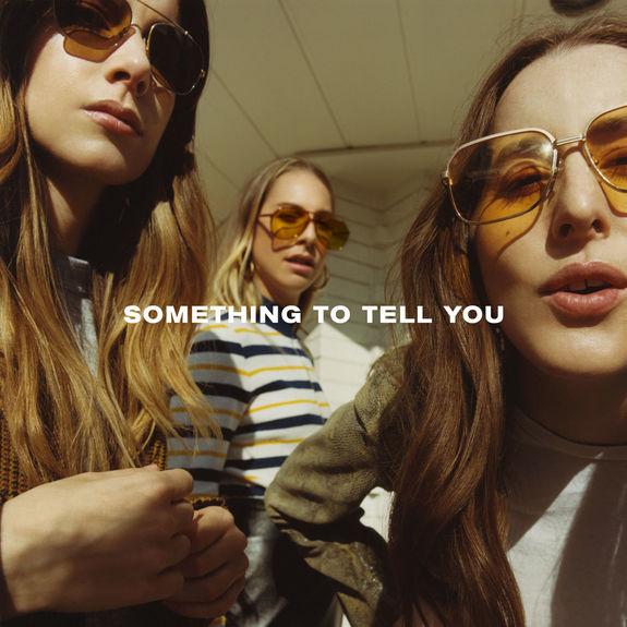 Haim: Something To Tell You CD