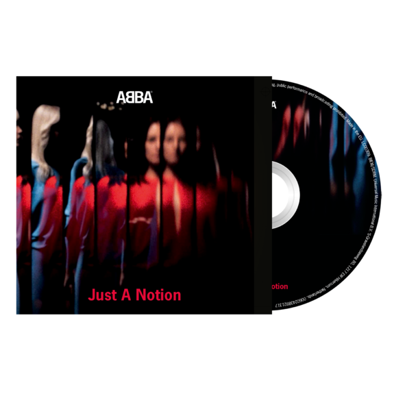 Abba: Just A Notion CD Single