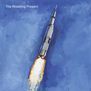 The Wedding Present: Jump in, The Water's Fine: Limited Edition Signed 7