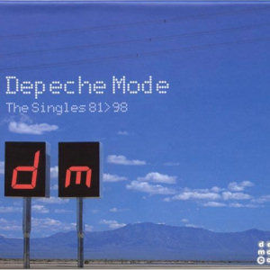 Depeche Mode: The Singles 81>98 Box Set