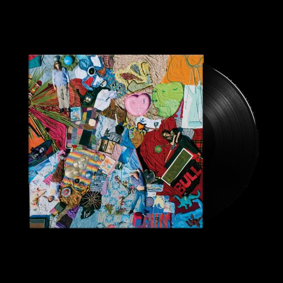 Bull: Discover Effortless Living: Signed LP