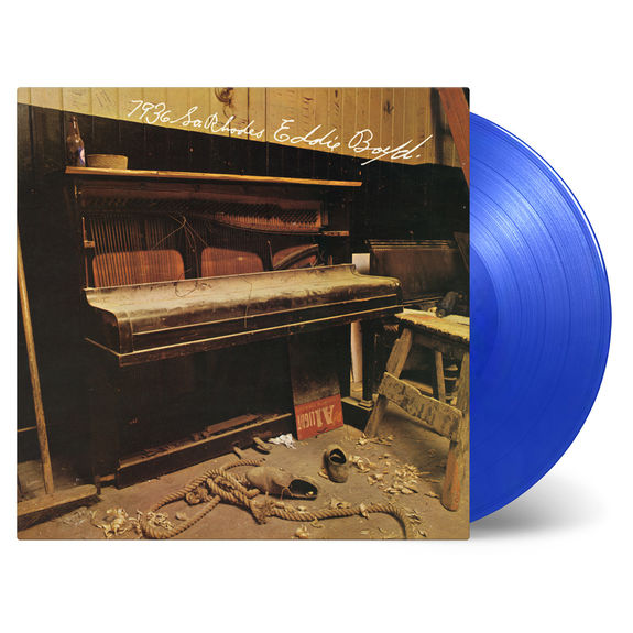 Eddie Boyd with Peter Green's Fleetwood Mac: 7936 South Rhodes: Transparent Blue Vinyl