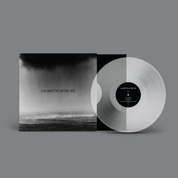 Cigarettes After Sex: Cry: Limited Edition Clear Vinyl