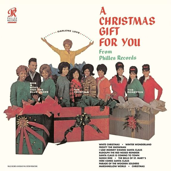 Various Artists: A Christmas Gift For You From Phil Spector