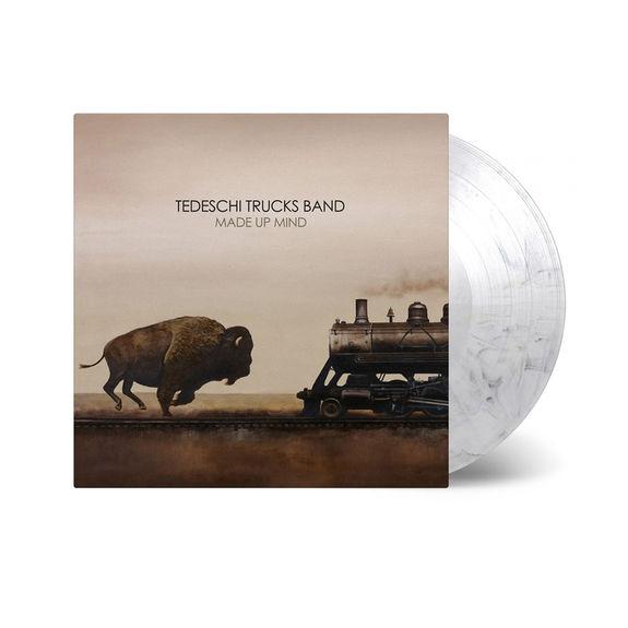 Tedeschi Trucks Band: Made Up Mind: Limited Edition Transparent & Black Marbled Vinyl