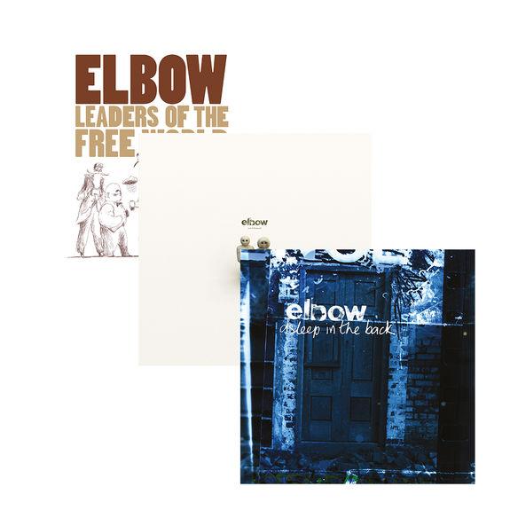 Elbow: First Three Albums: Vinyl Reissue Bundle