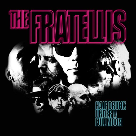 The Fratellis: Half Drunk Under a Full Moon: Signed CD