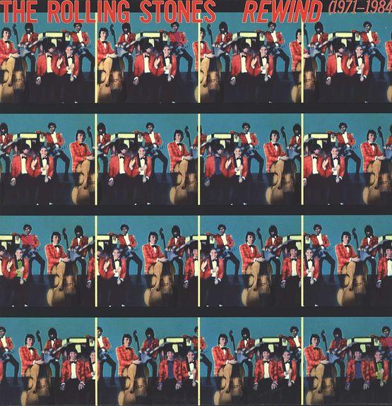 The Rolling Stones: Rewind 1971-1984 (SHM-CD)