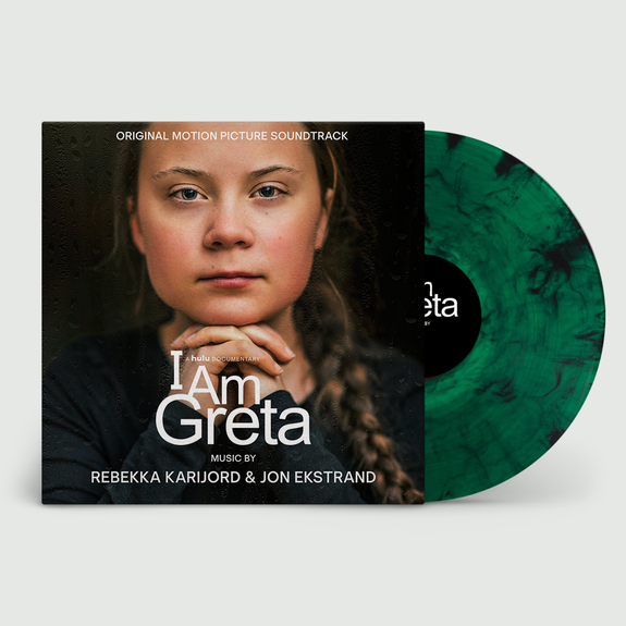 Rebekka Karijord: I Am Greta - Original Motion Picture Soundtrack: Limited Edition Green Swirl Vinyl