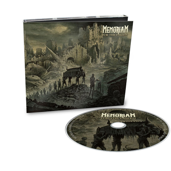 Memoriam: For The Fallen Ltd Edition Digipack