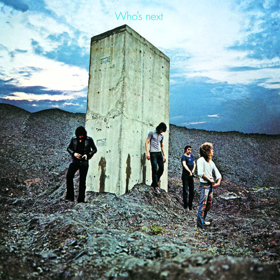 The Who: Who's Next 3LP Vinyl