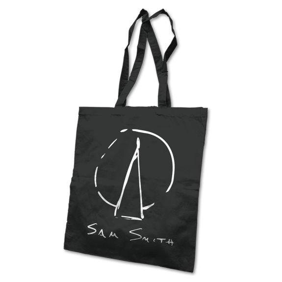 Sam Smith: Wedge Logo Tote