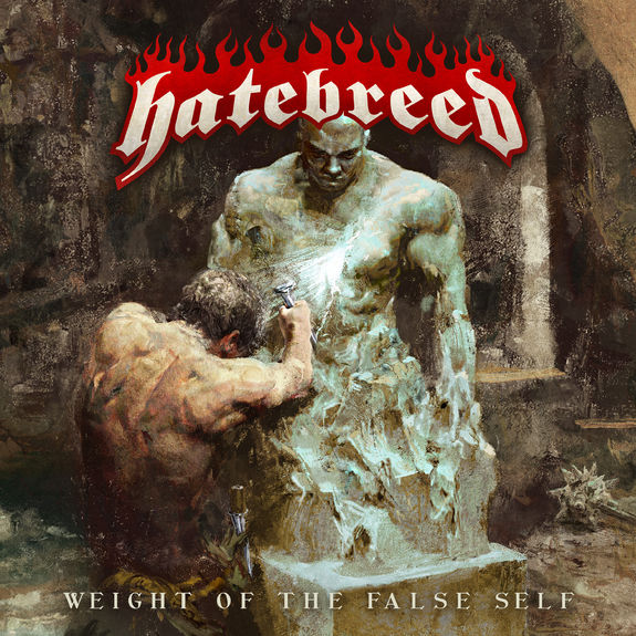 Hatebreed: Weight Of The False Self: CD