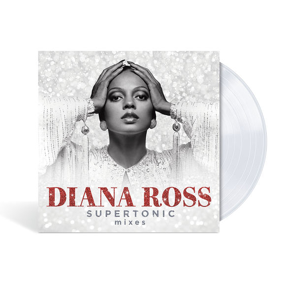 Diana Ross: Supertonic - The Remixes: Limited Edition Crystal Clear Vinyl