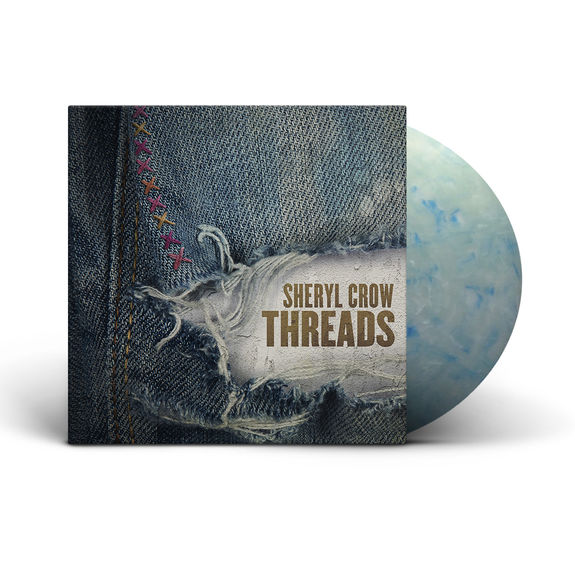 Sheryl Crow: Threads: Exclusive Coloured Vinyl