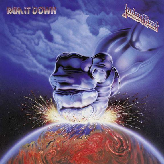 Judas Priest: Ram It Down: Vinyl LP