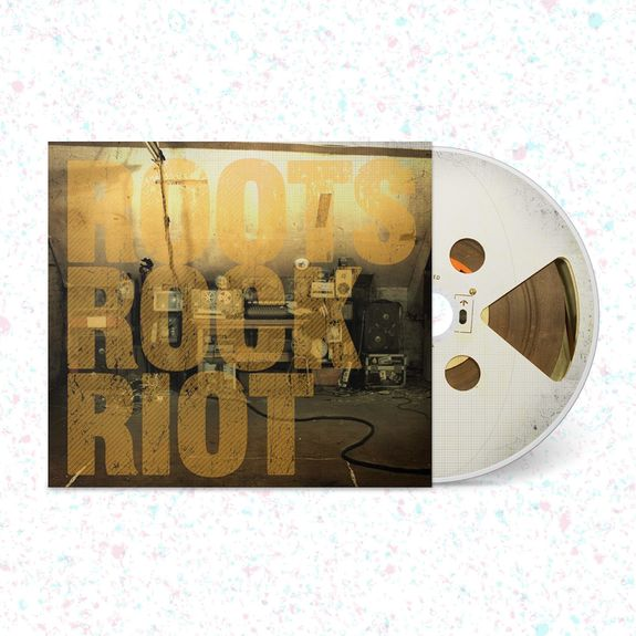 Skindred: Roots Rock Riot: Signed CD
