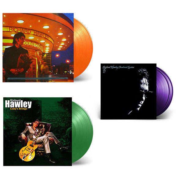 Richard Hawley: Coloured Album Vinyl Bundle