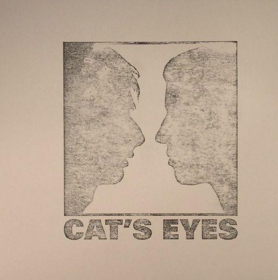 Cat's Eyes: Chameleon Queen: Hand Stamped Vinyl